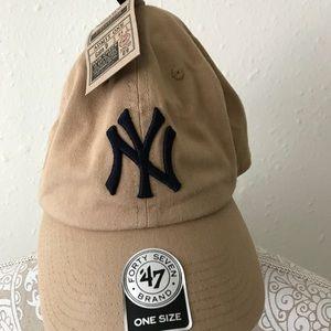 NWT New York Yankees Baseball Cap